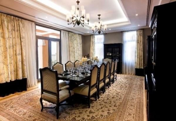 7 Modern Arabic Villa Designs That Celebrate Opulence
