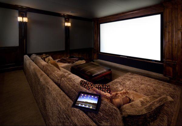 Movie Theater Home Decor