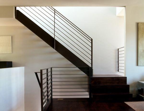 Modern Metal Railing Modern Handrail Designs That Make The   Modern Metal Railings Interior   Modern Style   Railing Design   Fancy   Modern Aluminium   Decorative