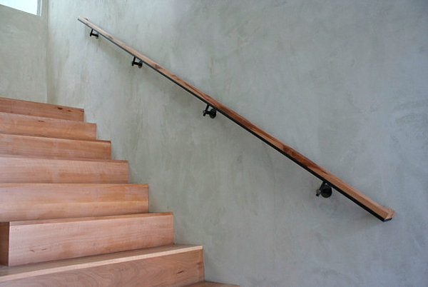 Image Result For Exterior Wall Mounted Handrails For Stairs