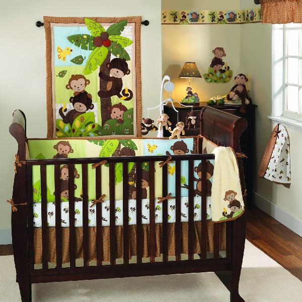 Monkey Bedding Boys