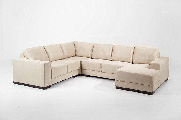Modern Sectional Sofas For A Stylish Interior : beige sectional couch - Sectionals, Sofas & Couches