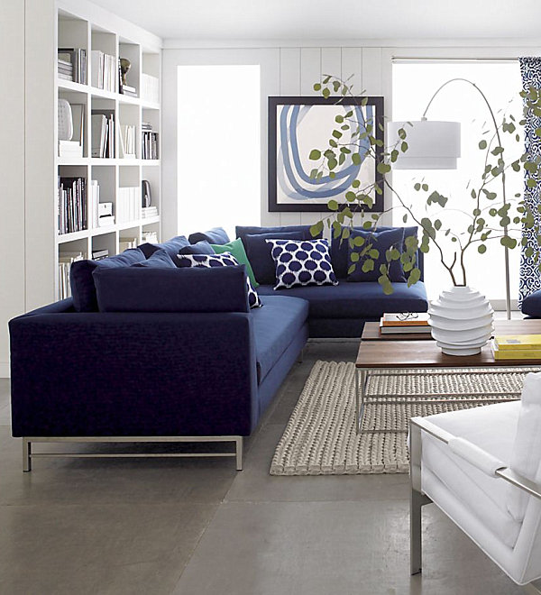 Small 2 Piece Sectional