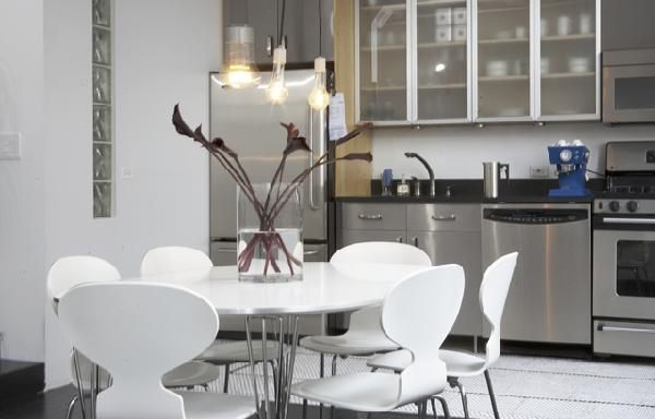 Contemporary Kitchen Table And Chairs