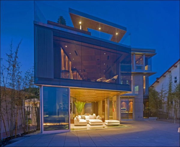 California Dreamy Home Overlooking The Ocean, By Jonathan