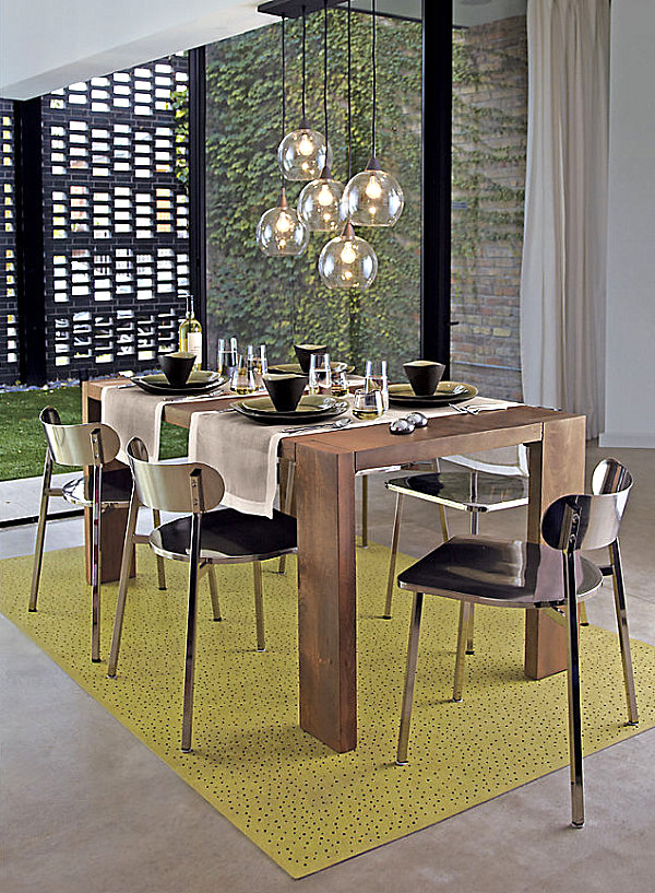 Chic Restaurant Tables And Chairs For The Modern Home