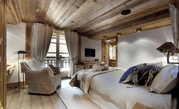 Chalet Le Petit Chateau In The French Alps Promises To