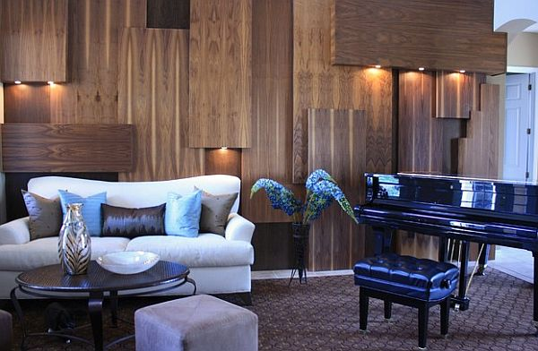 Best Modern Wood Accent Wall Ideas