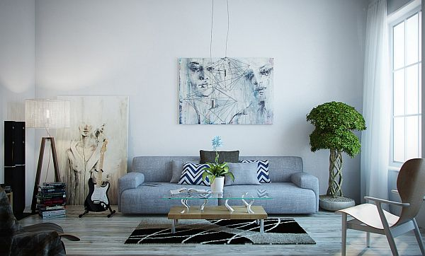 How Decorate Wall Home
