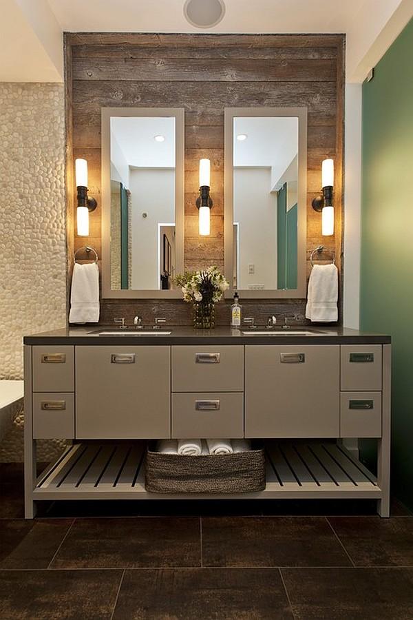 12 beautiful bathroom lighting ideas