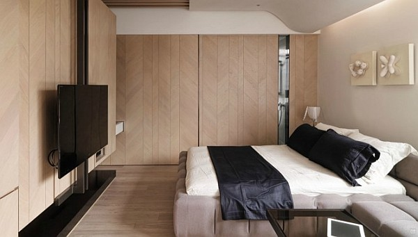 Small Apartment Design Overcomes Space Problems Amp Clutter In Style