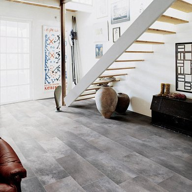 Tile Floor Design Ideas View in gallery Porcelain tile creates an exotic effect