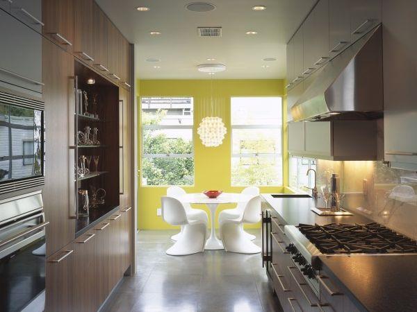 Designs Kitchen Galley White
