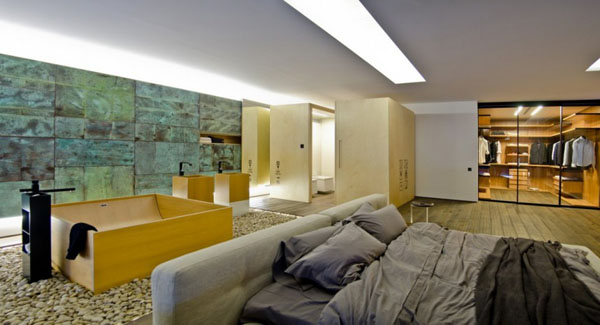 Stunning Visual Appeal: Natural Stone Pebbles In Interior