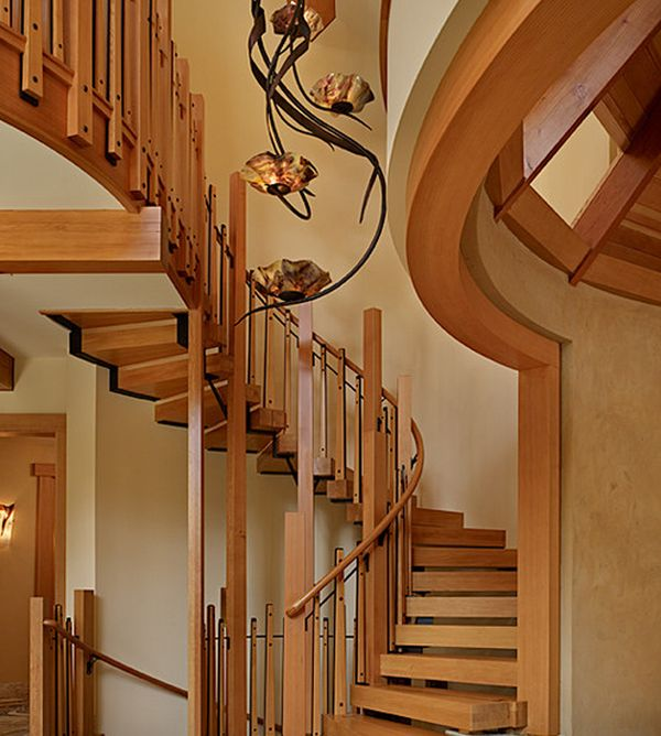 Suspended Style 32 Floating Staircase Ideas For The