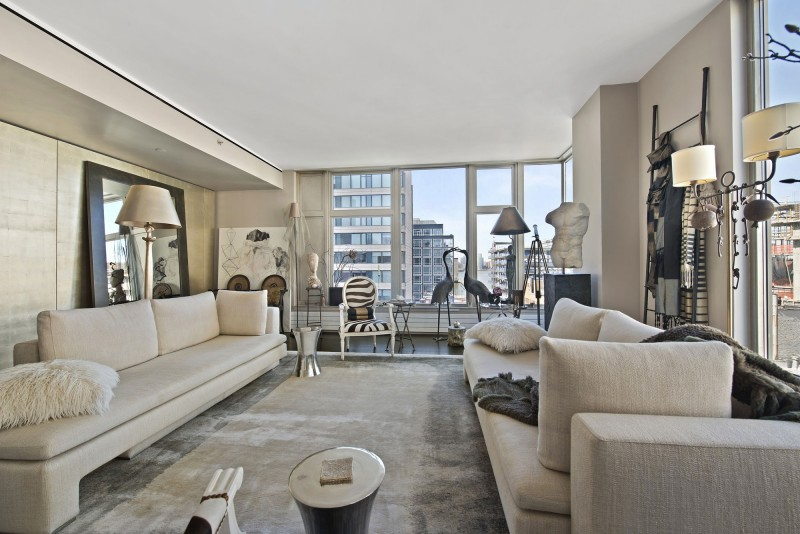 Sophisticated Manhattan Apartment Design Oozes