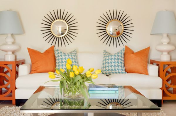Decorating With Orange Accents Inspiring Interiors Part 35