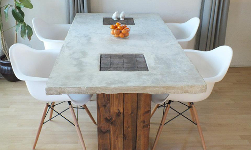 11 diy dining tables to dine in style