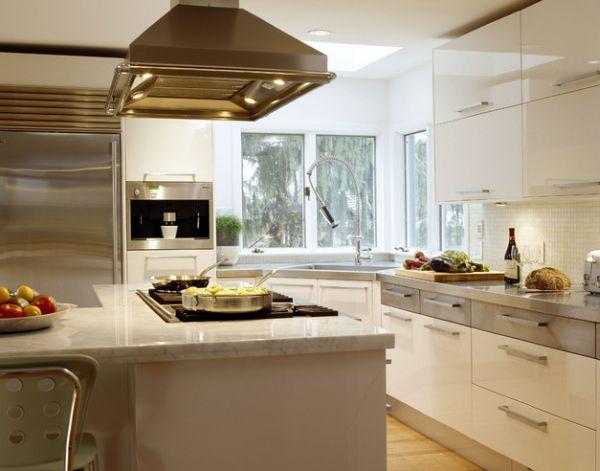 kitchen corner sinks design