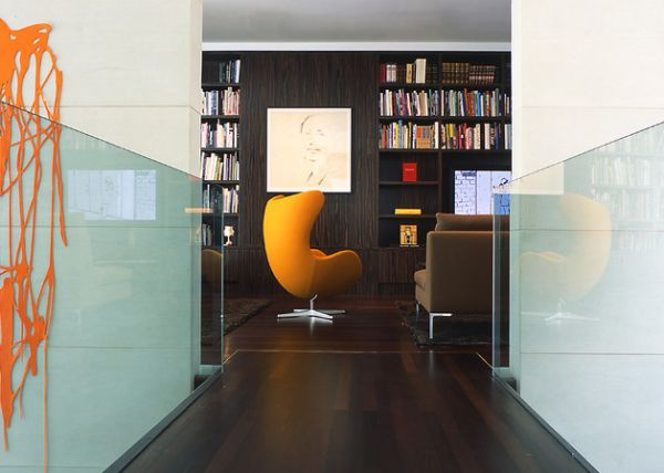 The Iconic Egg Chair By Arne Jacobsen
