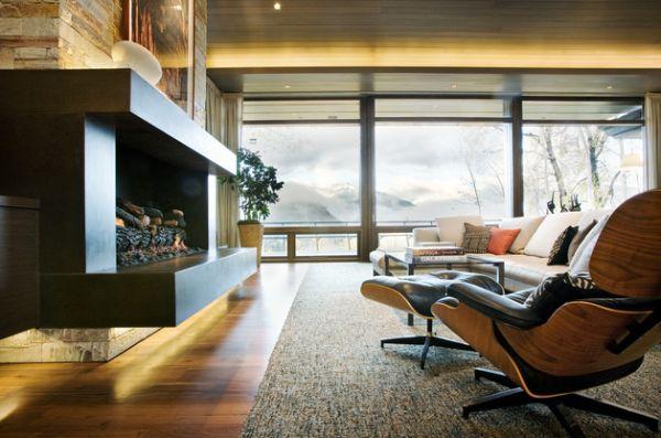Design Icon Eames Lounge Chair Interior Ideas
