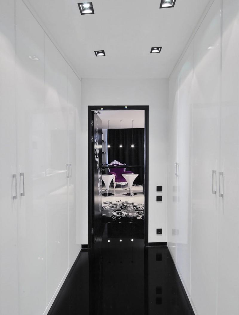 Project Begovaya Stunningly Stylish Interiors In Striking