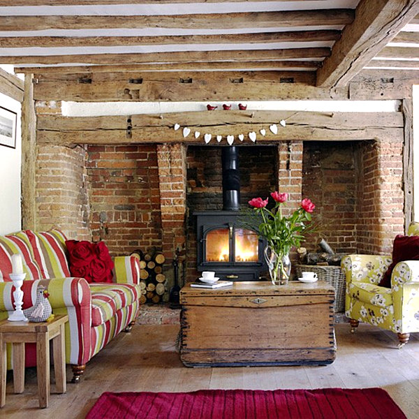 Country Home Furnishings Ideas Of Rustic Floor