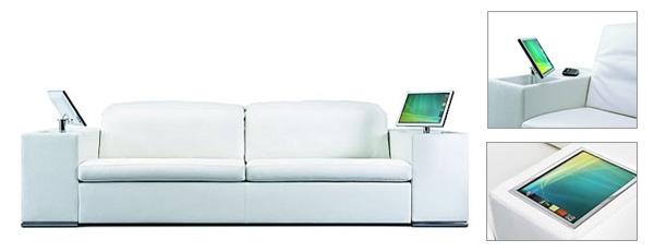 Futuristic Couches Interior Design