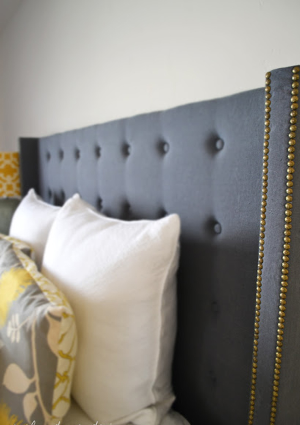 Fancy Upholstered Headboards To Do Yourself