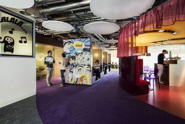 Comic Strip Decor Inspirations For The Contemporary Home