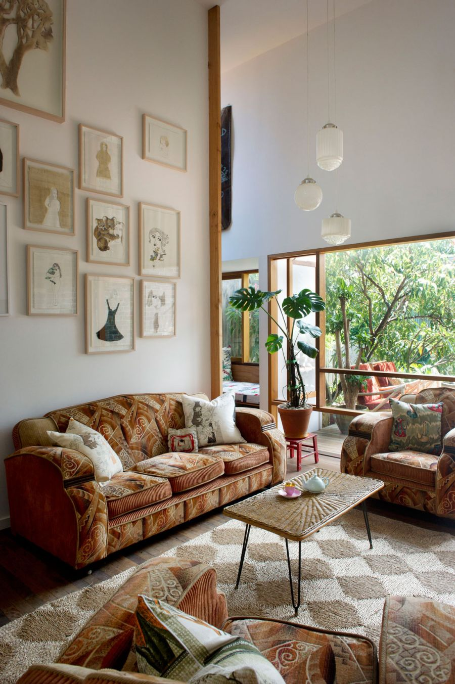 Decorated Homes Interior