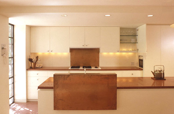 Modern Kitchen Island Decor