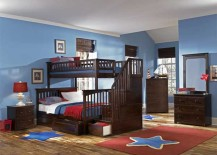 modern bunk bed design ideas for small