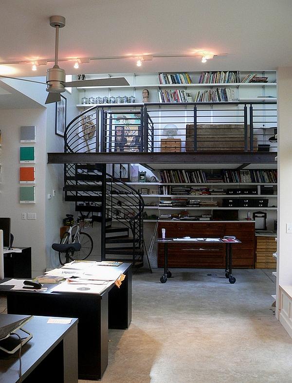El uso creativo de espacio adicional en oferta
