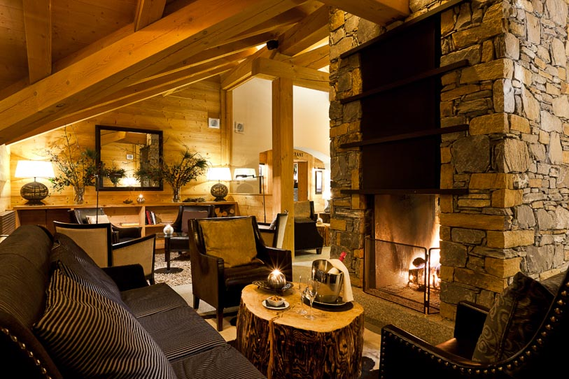 Dream Vacation French Alps Chalet Emma For A Luxurious