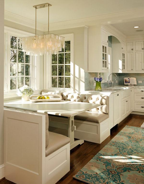 Adorable Kitchen Nook