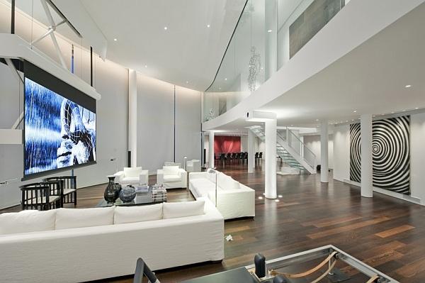 Ravishing construcción con un diseño exquisito entrepiso