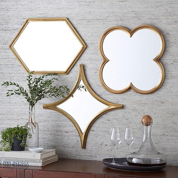 Wall Decor Mirrors