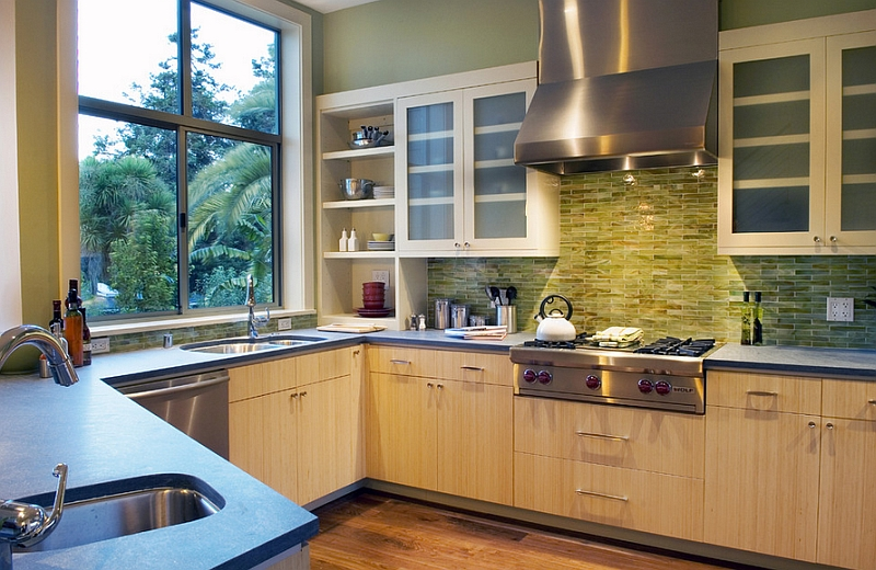 Kitchen Backsplash Ideas: A Splattering Of The Most