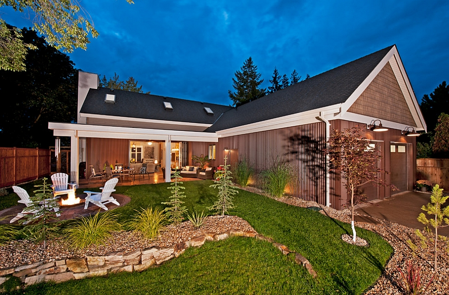 Cottage Style Home In British Columbia