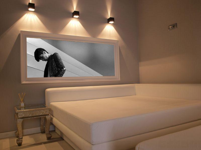 Bedroom Wall Sconce Lighting Ideas Novocom Top