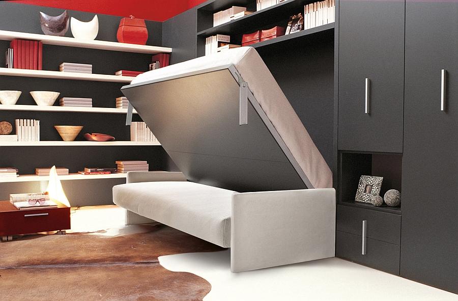 murphy bed with sofa combo Centerfieldbarcom