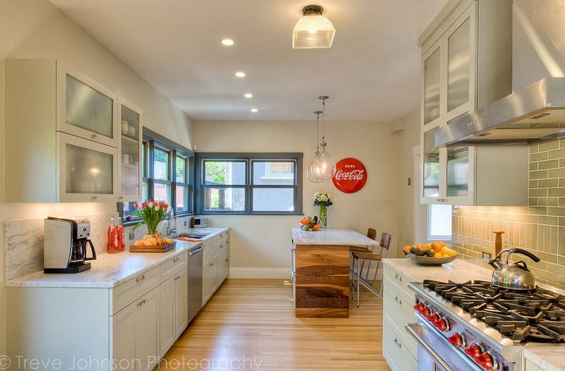 How Decorate Contemporary Kitchen