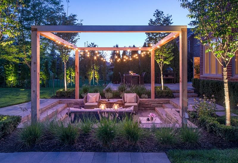 Outdoor Yard Decoration Ideas