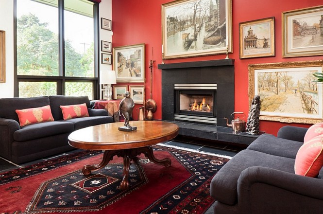 Black And Red Perfect Masculine Combo