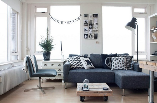 Black And White Living Room Pictures | Iammyownwife.com