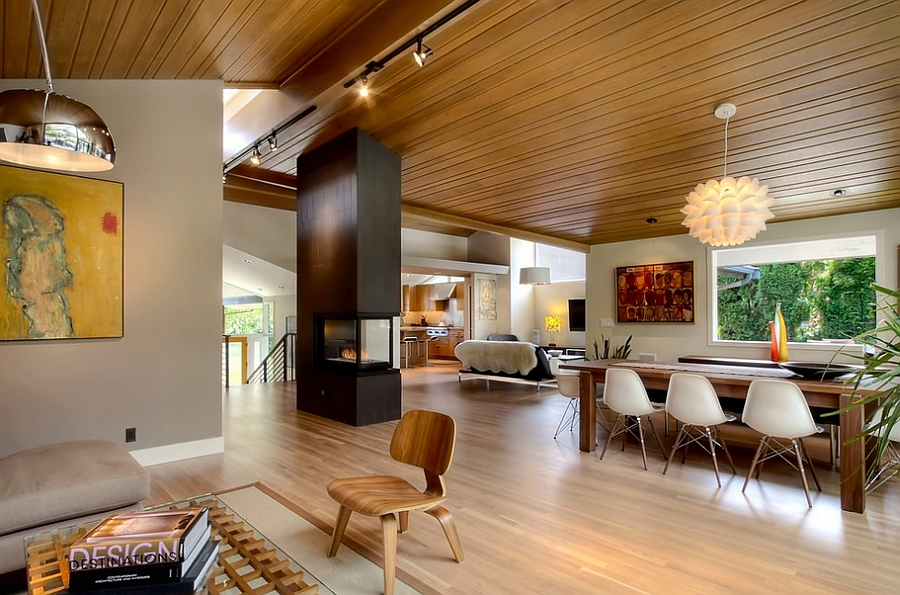 Mid Century Modern Style Design Guide  Ideas  Photos View in gallery Fabulous midcentury modern home with inviting warmth