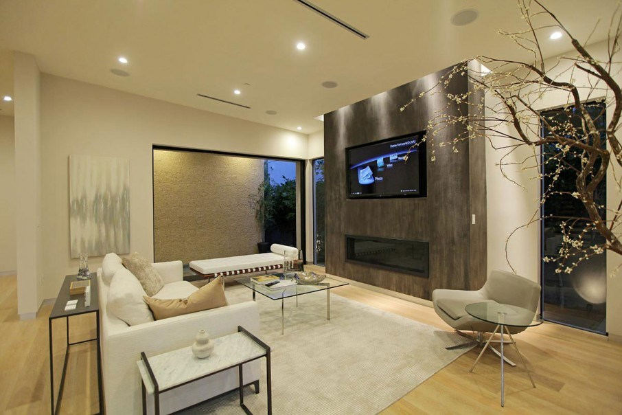 Sleek Interior Design