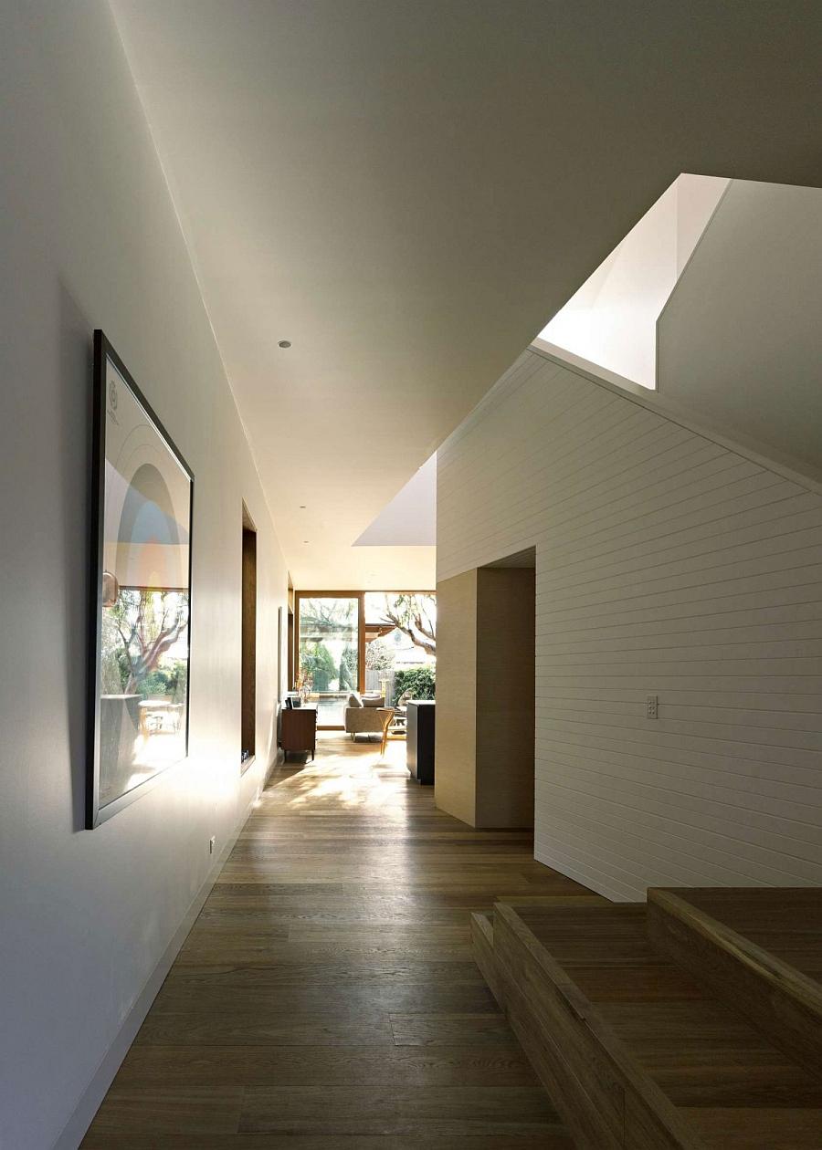 Sleek And Functional Sydney House Creative Contemporary