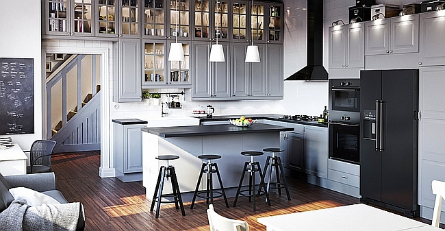Design Ikea Kitchen Online  after considering styling and